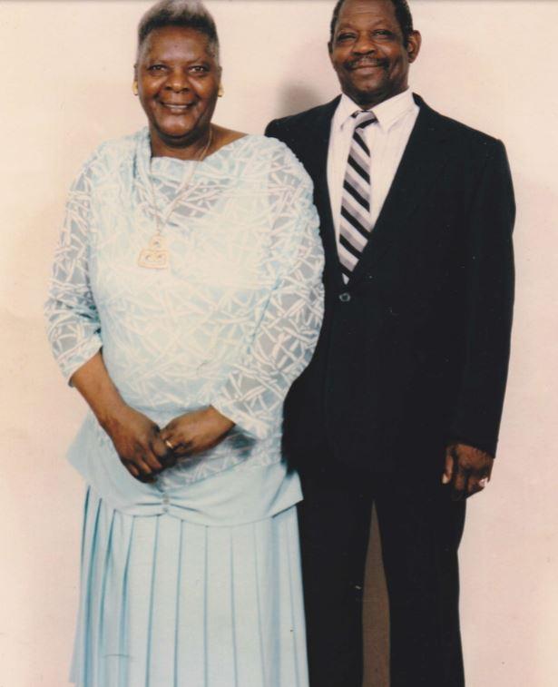 Florence and Milton Robinson